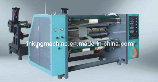Thermal Roll Paper Slitter Rewinder Machine for POS Cash Machine pictures & photos