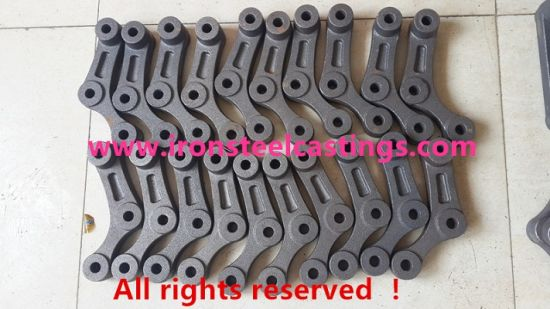 Cast Iron Bracket / Cast Iron Base / Cast Iron Coupling pictures & photos