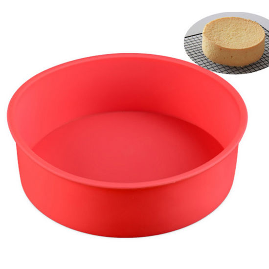 Heat Resistance Silicone Bakeware Silicone Cup Cake Baking Pan