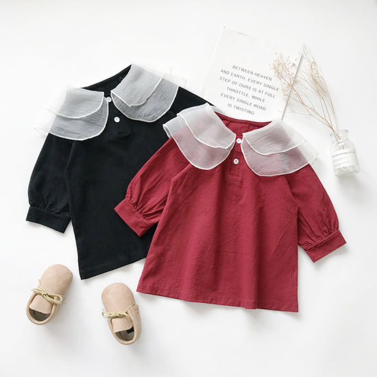 Baby Girls Clothes Korean Style Cute Top Baby Casual Clothes