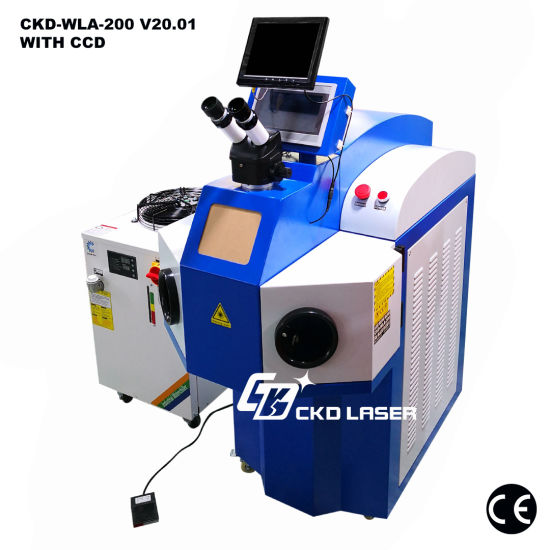 Jewelry Spot Welder Machinery for Gold Silver Tools Ring