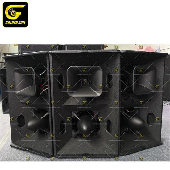 Audio T24 T24n Double 12 Inch Line Array Speaker DJ Music Equipment Loudspeaker System