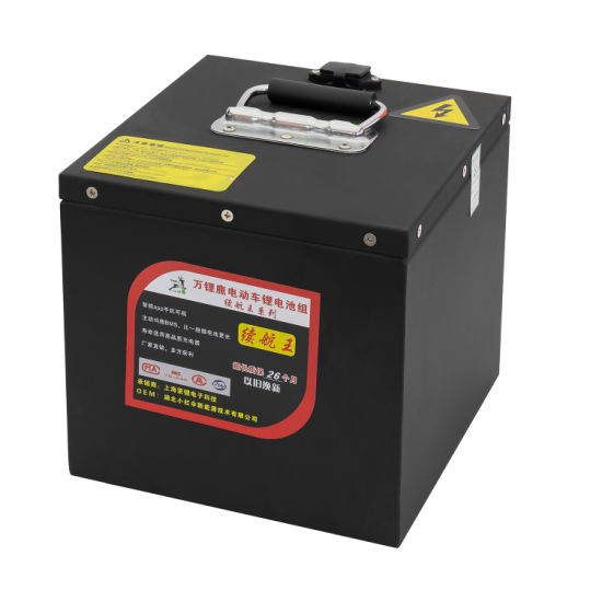 48V 400ah Lithium Ion LiFePO4 Battery for Telecom Bts Solar System and Golf Cart