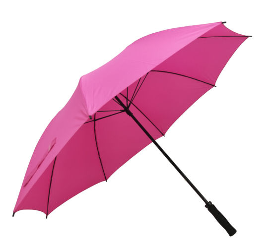 Fast Delivery 30 Inch Manual Open and Close Golf Umbrella