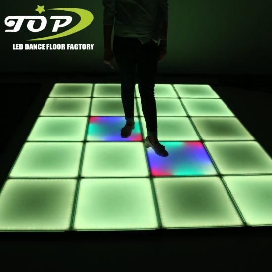 Cheaper Magnet Interactive Video LED Dance Floor Display