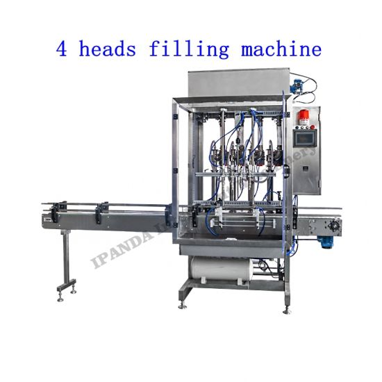 Factory Price Tomato Sauce Ketchup Filling Machine