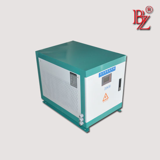 Single Phase 220V to 3 Phase 380V Voltage and Frequency Converter- 25kw Variable Phase Converters