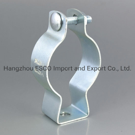 Conduit Hanger with Screw and Nut for EMT/IMC Conduits