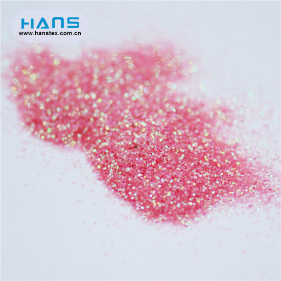Hans Example of Standardized OEM Simple Pet Glitter Powder