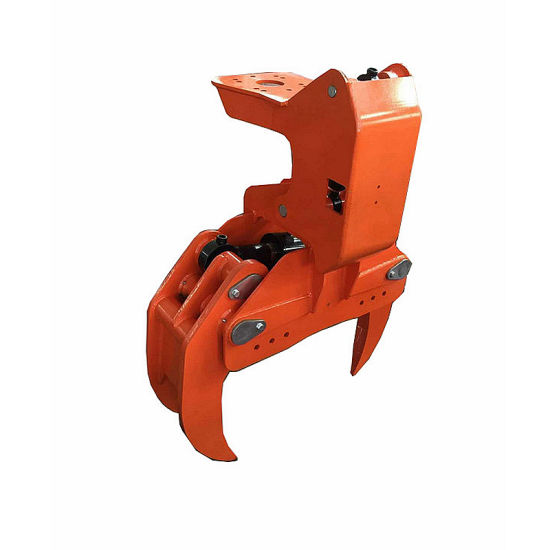 High Quality Excavator Tree Cutter Tree Cutter Share for Excavator