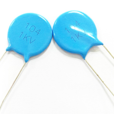 High Voltage Disc Ceramic Capacitor (1~15KV) Tmcc02 pictures & photos