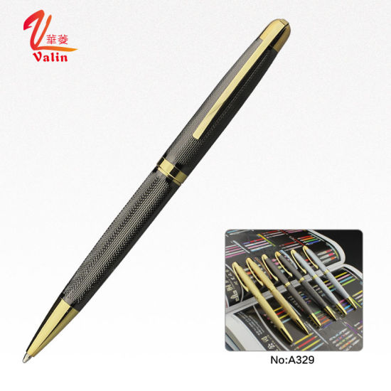 Fancy Business Partners Metal Roller Gift Pen pictures & photos