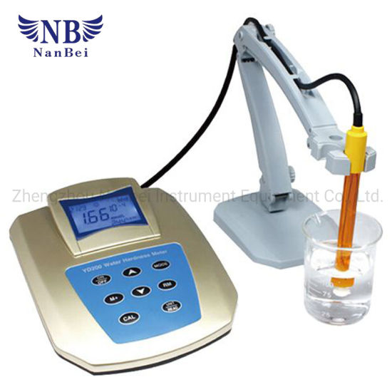 Water Quality Analysis Equipment Water Hardness Tester pictures & photos