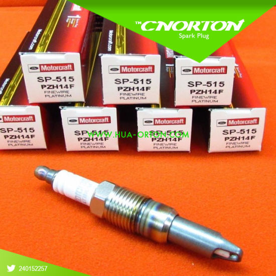 Ingintion System Ridium Spark Plug for Ford F-150 Sp-515/Ayfs22c Sp515 pictures & photos