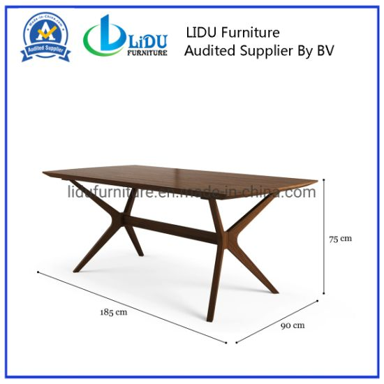 Hot Sale Promotion Wooden Dining Table Designs Large Rectangular Wooden Table Wooden Table Top Dining Set China Dining Table Dining Room Set Made In China Com