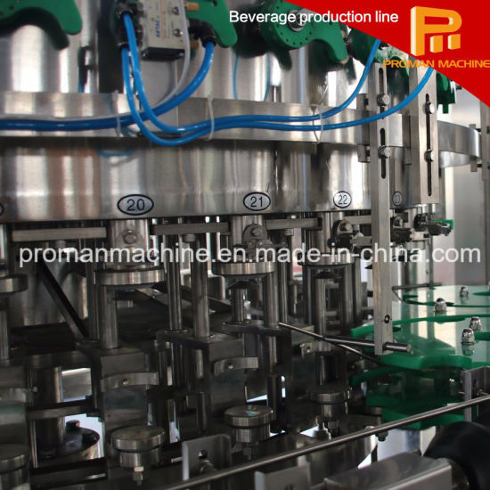 Pet Can Filling Sealing Machine for Soda Water & Soft Drink pictures & photos