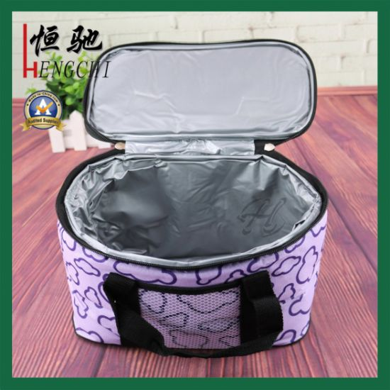 Promotional Insulated Lunch Cooler Bag for Picnic pictures & photos