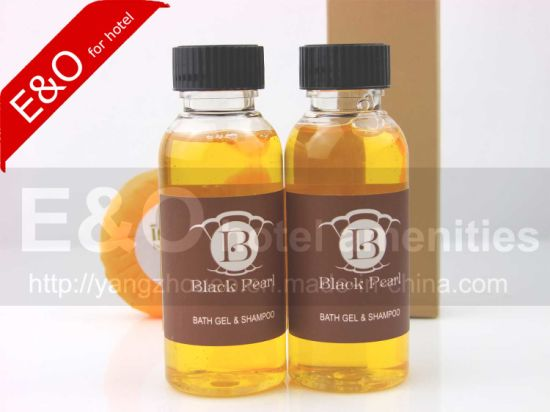 45ml Cosmetic Plastic Pet Bottle for Shampoo