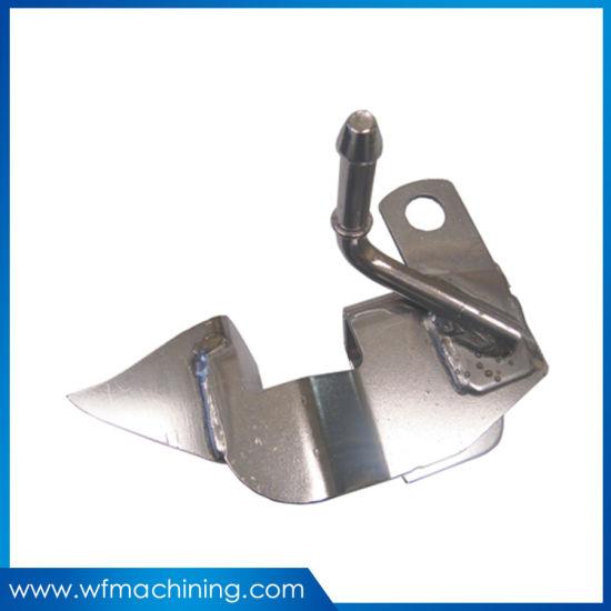 OEM Sheet Metal Welding Parts Laser Cutting Sheet Metal Parts