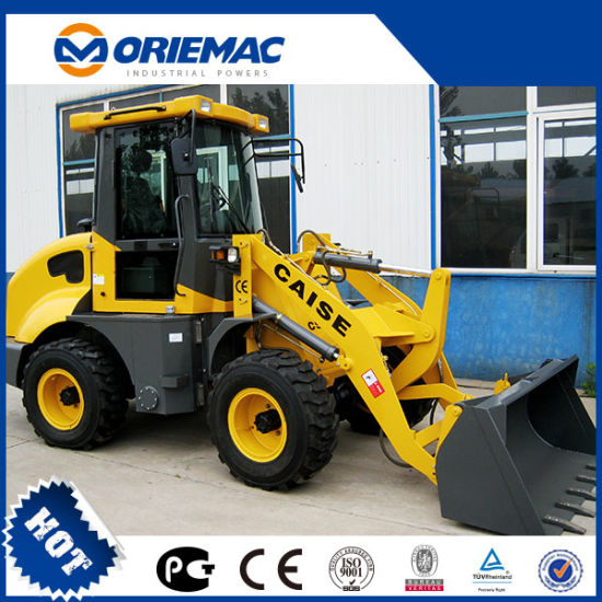 Caise 1.5t Mini Wheel Loader CS915 for Sale pictures & photos