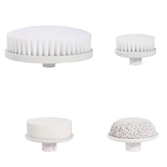 4 in 1 Super Thin Soft Exfoliating SPA Massage Face Cleansing Brush Facial Brush pictures & photos