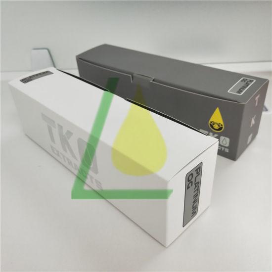 Wrapper Tko Cartridge 10 Tko Extract Vape Package Cbd Oil Atomizer