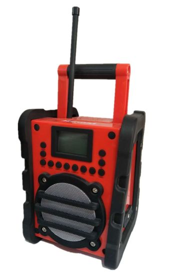 Factory Wholesale FY100da Compact Bluetooth Jobsite Speaker pictures & photos