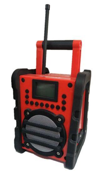 Factory Wholesale FY100da Compact Bluetooth Jobsite Speaker