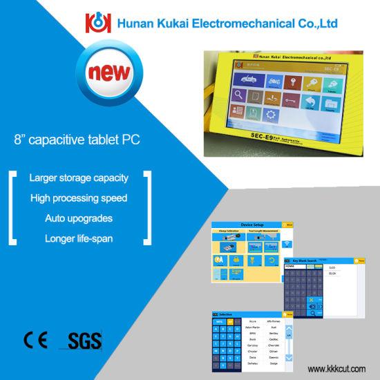 Modern Fully Automatic Key Cutting Machine Sec-E9 Portable Computerized Car  Key Machine, Safe Locksmith Tools From China