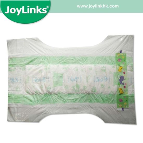 Quality a Disposable Baby Diapers with Wetness Indicator (A Series)
