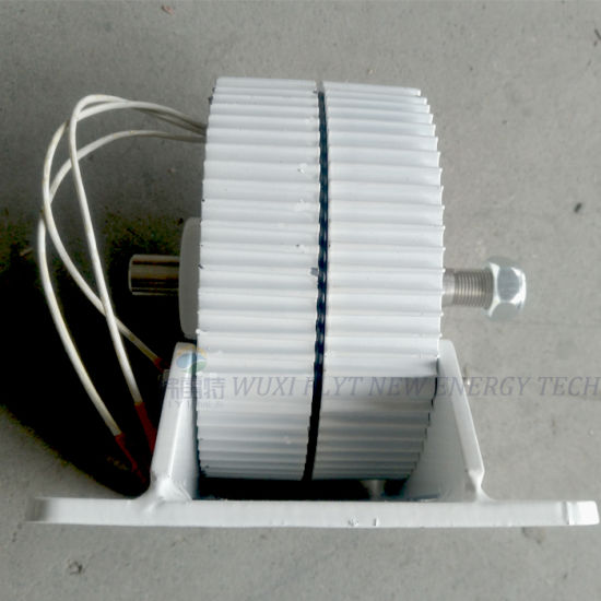 400W Permanent Magnet Generator with Base pictures & photos