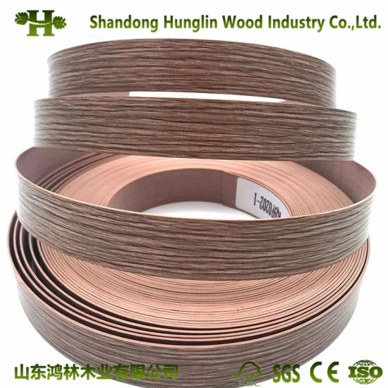 Furniture Flexible Hardware 2mm PVC Edging Strip/MDF Edge Banding Tape