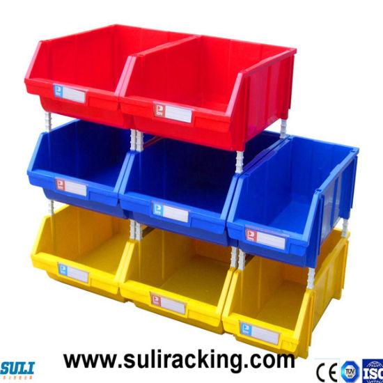 Hang Storage Bins Stackable Storage Part Boxu0026Bin  sc 1 st  Nanjing Suli Smart Storage Equipment Co. Ltd. & China Hang Storage Bins Stackable Storage Part Boxu0026Bin - China Part ...