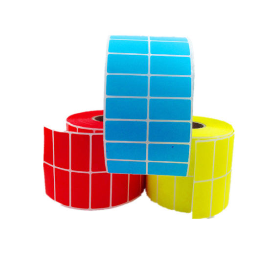 Printing Scale Double Sided Adhesive Packaging Sticker Labels for Plastic  Bottles