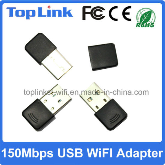 Top-GS03 Rt5370 USB WiFi Dongle for IP TV with Ce FCC Certification pictures & photos