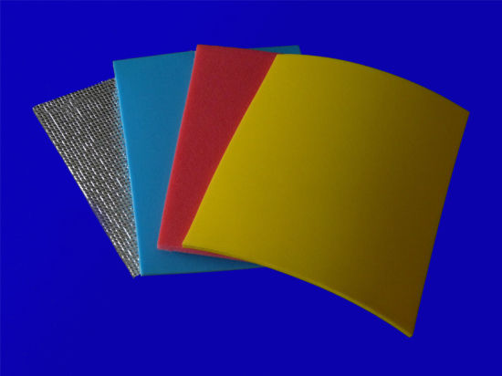 Closed Cell Polyethylene Foam Flooring Foam with Aluminum Foil pictures & photos