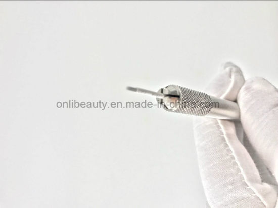 Newest Double Side Stainless Steel Microblading Tool Holder-Autoclave pictures & photos