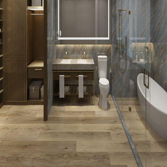 China 4mm Lvp Engineered Vinyl, Can Vinyl Plank Flooring Be Used In Bathrooms