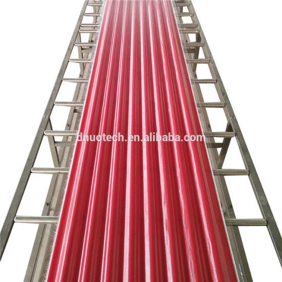 Fiberglass Reinforced Plastic Roof Sheet Production Line