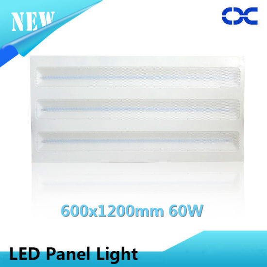 Ce High Quatily 60W 600X1200mm LED Ceiling Light Panel Lighting pictures & photos
