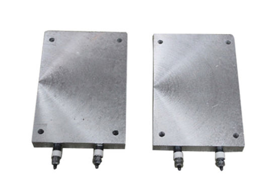 Aluminum Plate Heater for Plastic Injection Machinery with Customization