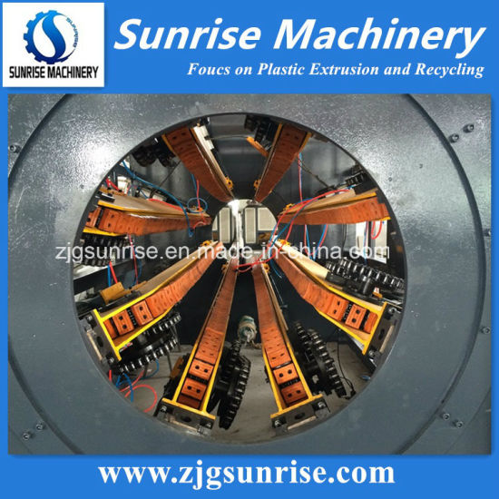 HDPE Water and Gas Pipe Extrusion Production Line