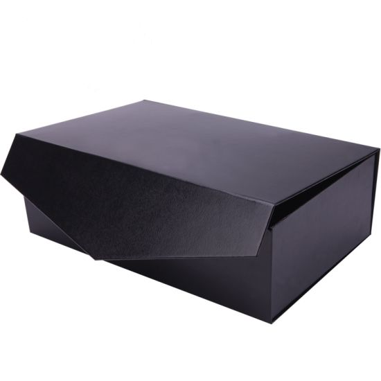China Magnetic Closure Box Magnetic Closure Gift Box Collapsible New Decorative Photo Storage Boxes