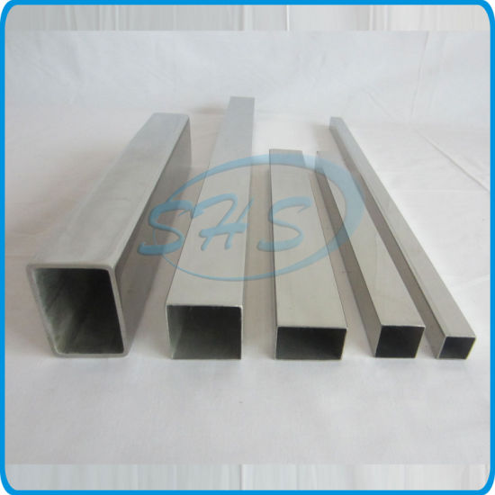 Stainless Steel Square Tubes for Stair Railing pictures & photos