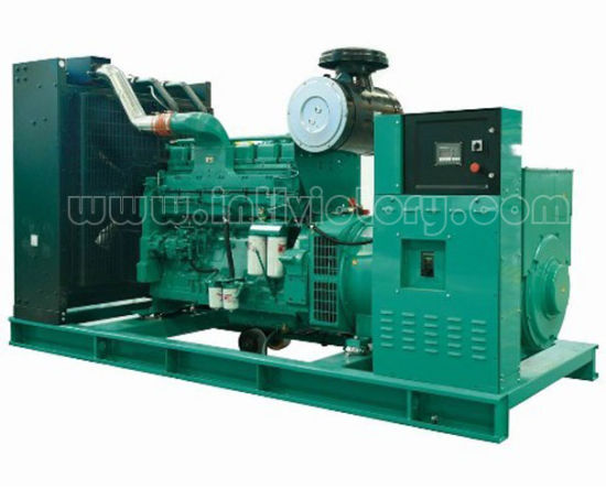600kw/750kVA Container Type Cummins Diesel Engine Generator pictures & photos