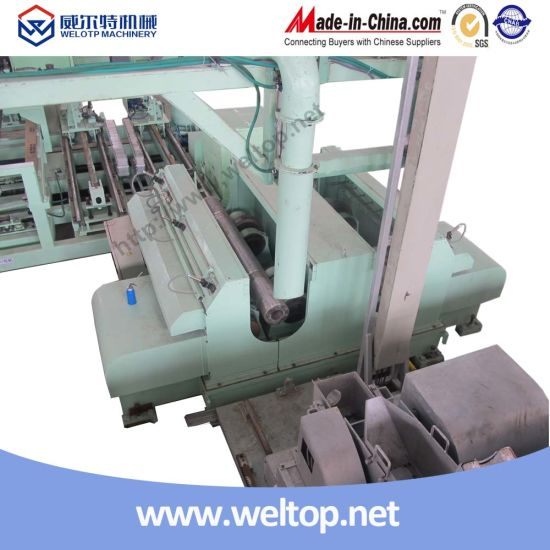 Multi-Station Centrifugal Casting Production Line for Liner Counter Bore
