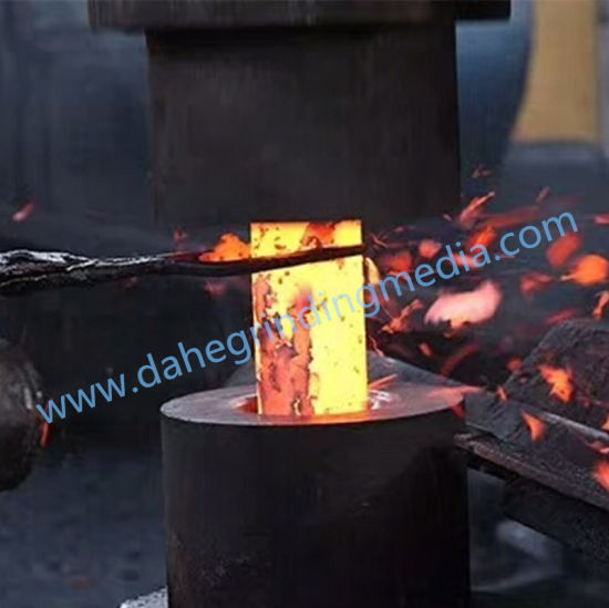 Supply High Hardness Forged Steel Ball for Metal Mines pictures & photos