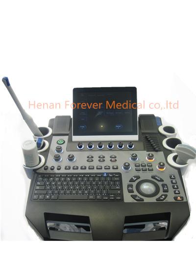 Double Screen Trolley Vascular 4D Color Doppler Ultrasound System for Ob/Gyn