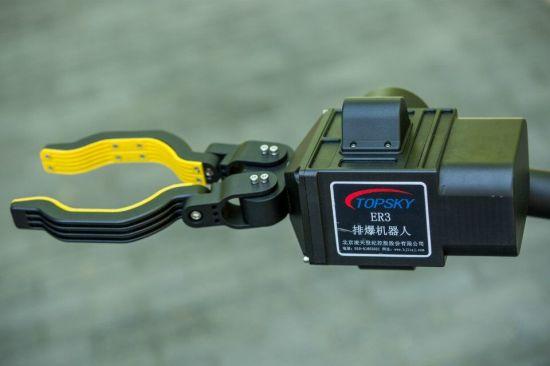 All Terrain X-ray Water Jet Eod Disposal Robot