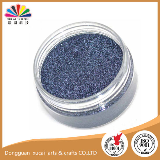 Silver Holographic Hexagon Glitter Sequins Supplier